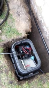 montaż systemu nawadniającego ogród